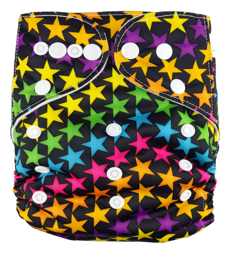 Prints Pocket Diaper R12