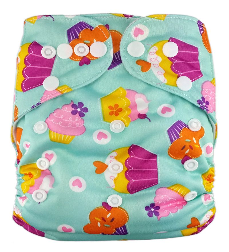 Prints Pocket Diaper R3