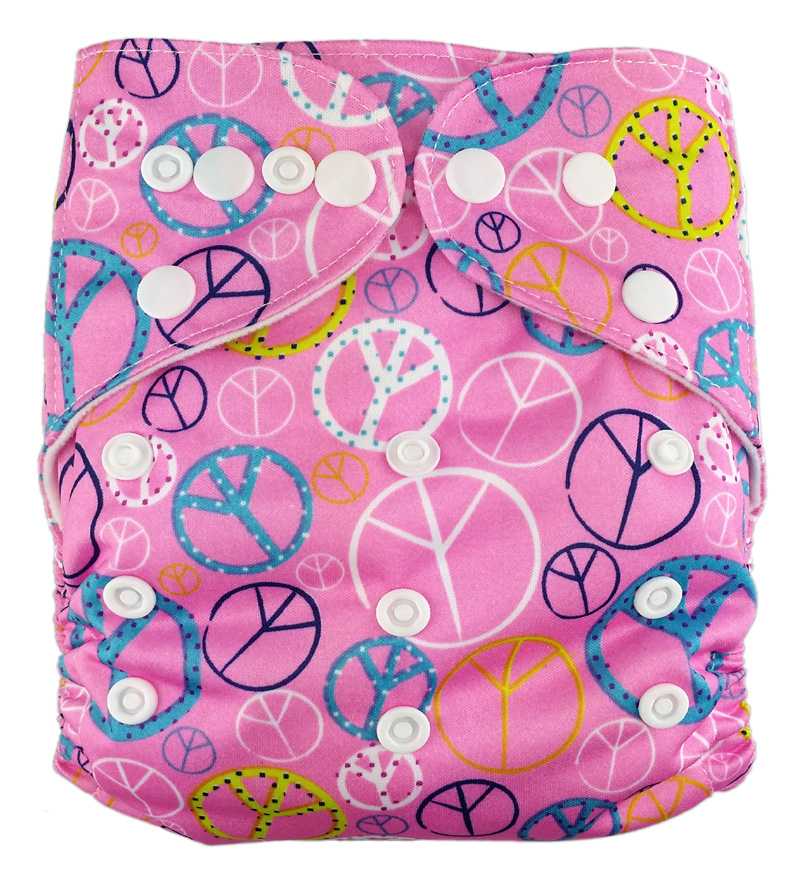 Prints Pocket Diaper R7
