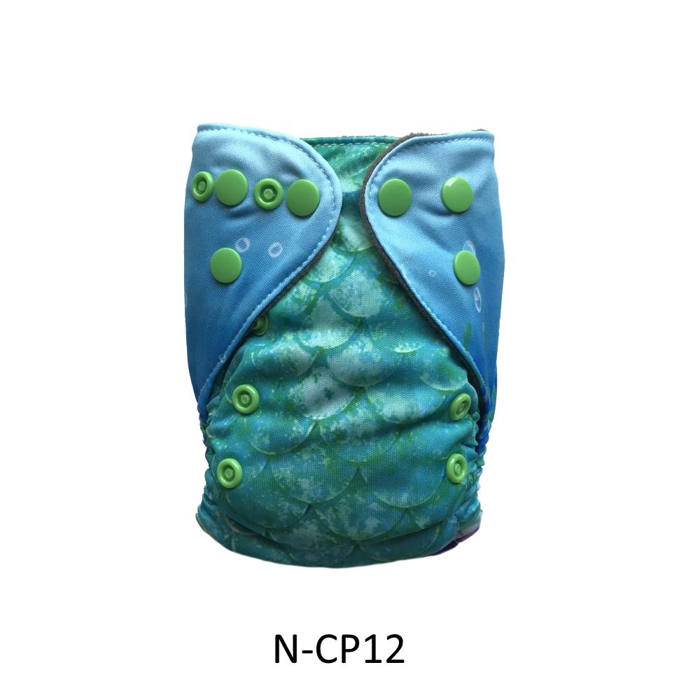 newborn positional AIO diaper n-cp12