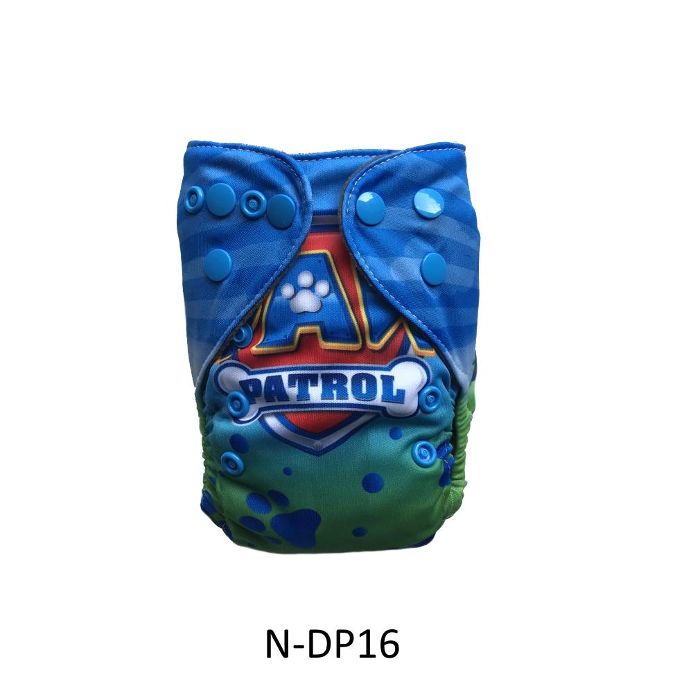 newborn positional AIO diaper n-dp16